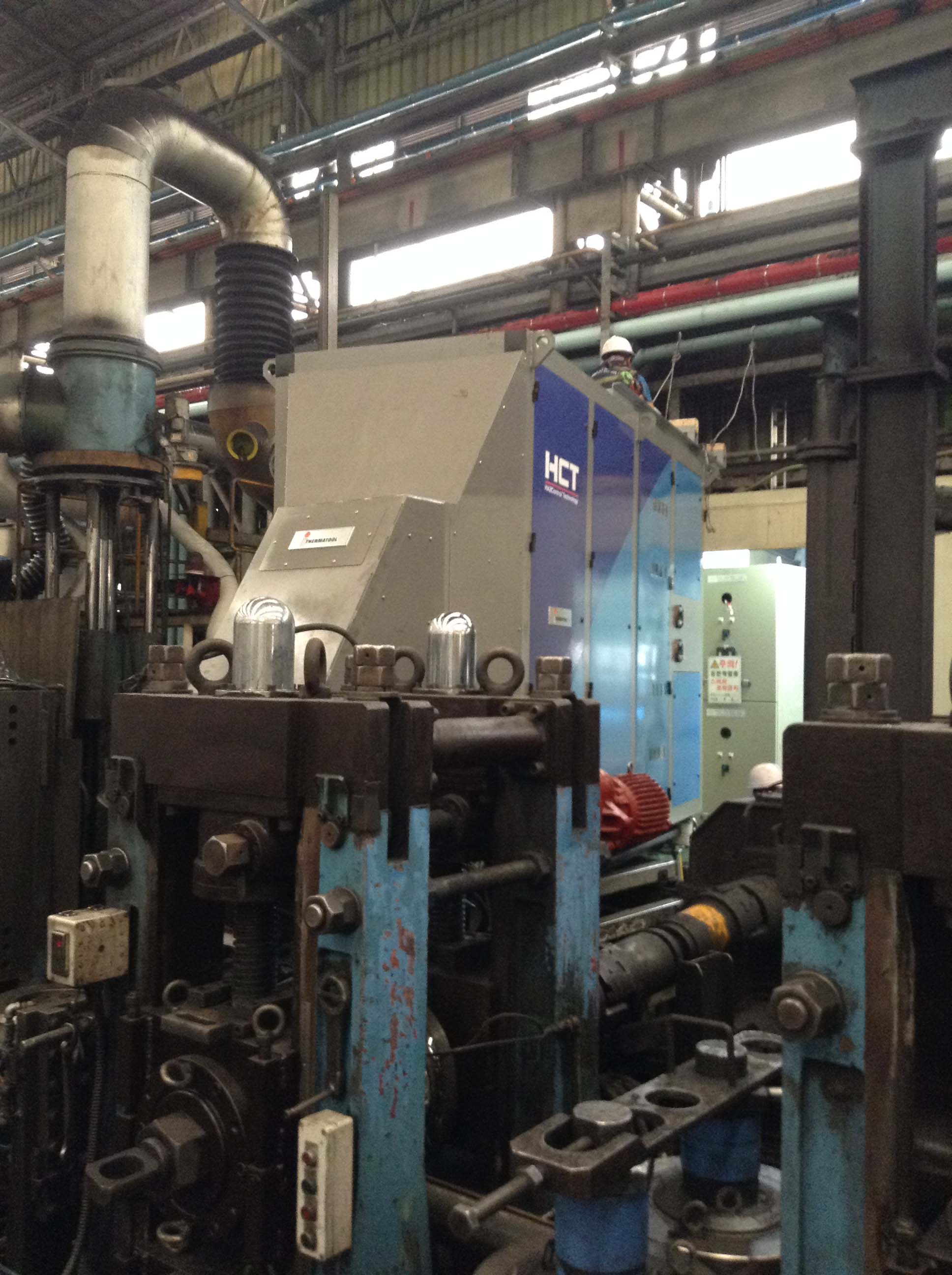 Thermatool High Power HF Welders