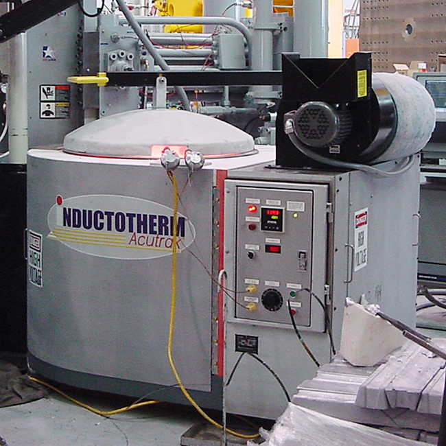 Inductotherm Acutrak Systems